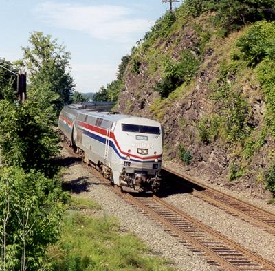 Hudson Valley Lines Western Railroading
